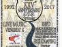 6-7-8/10/2017 - 25^ dei Grifoni di Nicolosi - Open Dauy Harley di Catania + giro Acitrezza